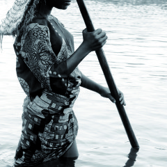 Braver l'eau et ses mystères, Ganvié 2013
