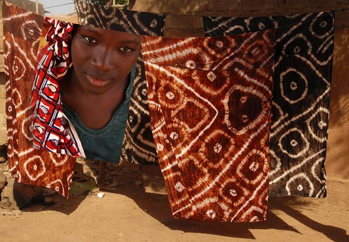 Africanprints 22, 2009