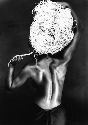 Cheveux de paille 1, 1992