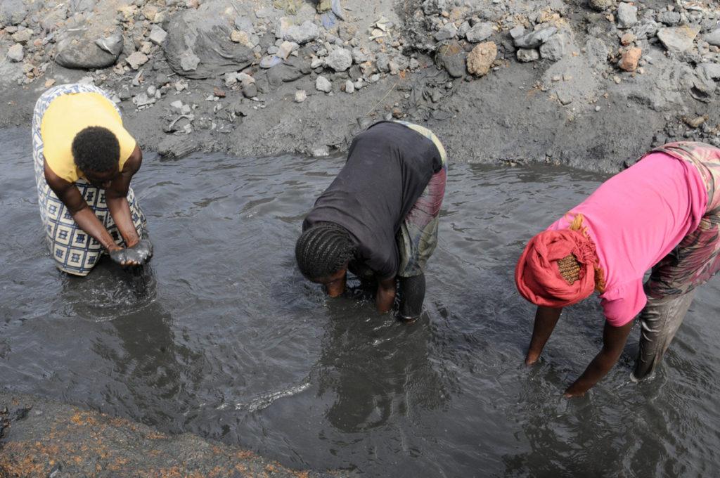 A la recherche de l'or noir 1, mine de Kipushi, RDC 2015