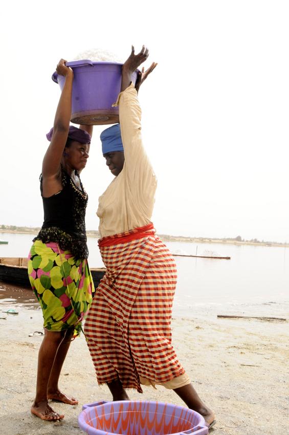 Relai, Lac Rose, Sénégal 2014