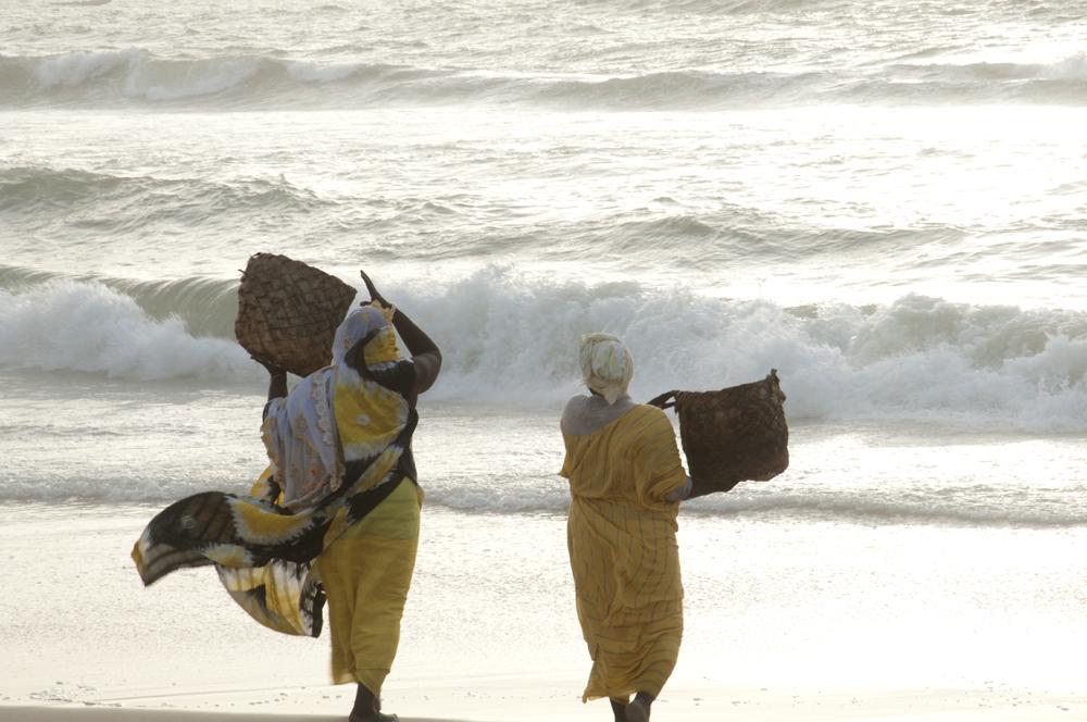 Face à la montée des eaux, Saint Louis, Sénégal 2017