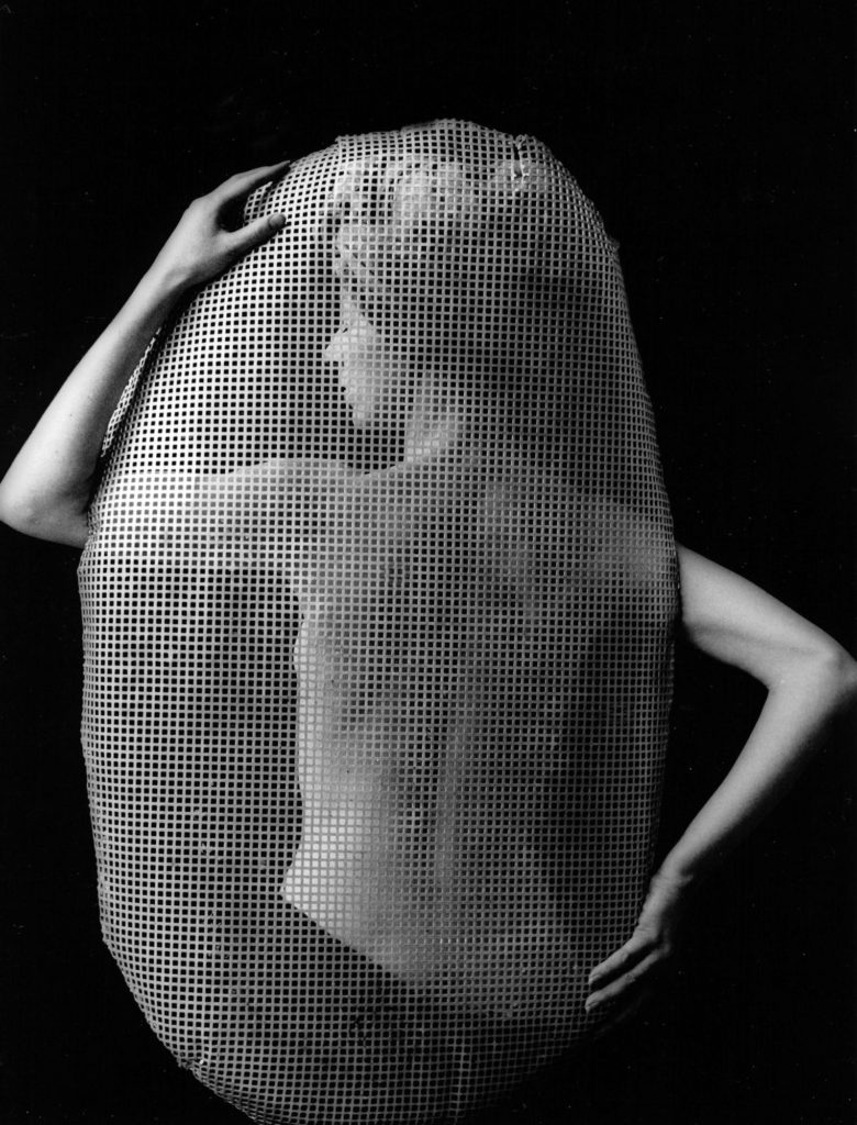Femme cocon , 1988