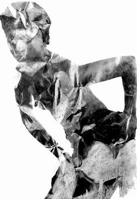 Femme flamme 2 ,1999