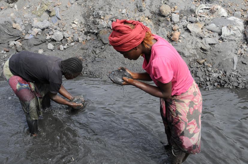 A la recherche de l'or noir 4, mine de Kipushi, RDC 2015