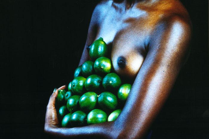 Corps et fruit 39, 1999