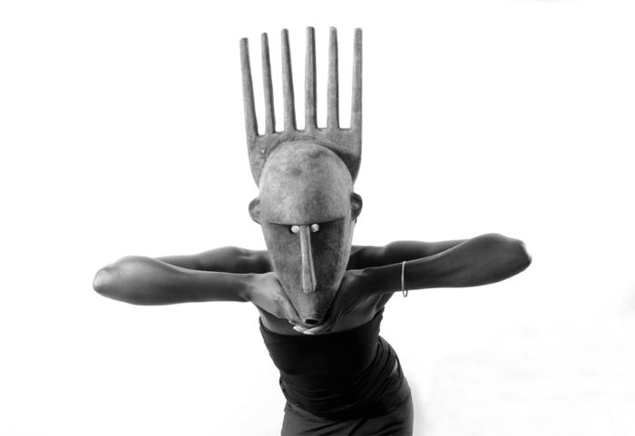 Mask 6, 2010