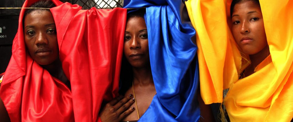 Afro colombianas, 2010