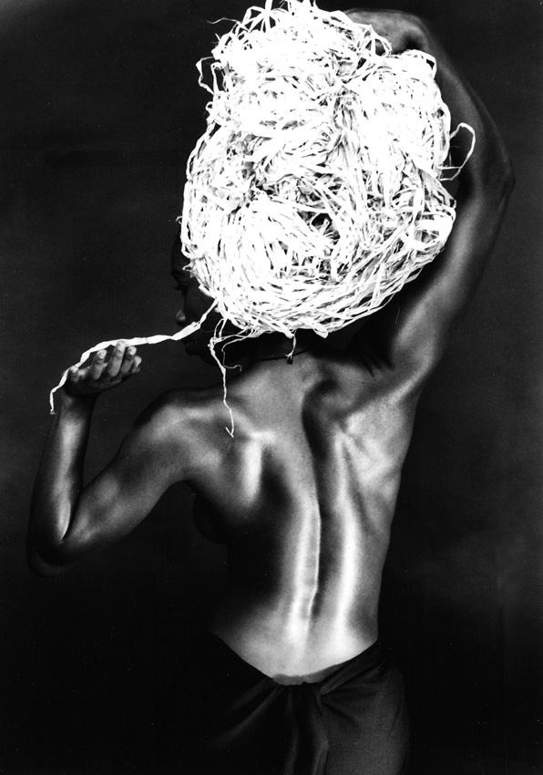 Cheveux de paille,1992